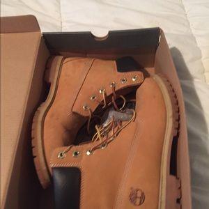 Women's Timberland boots size 8.5